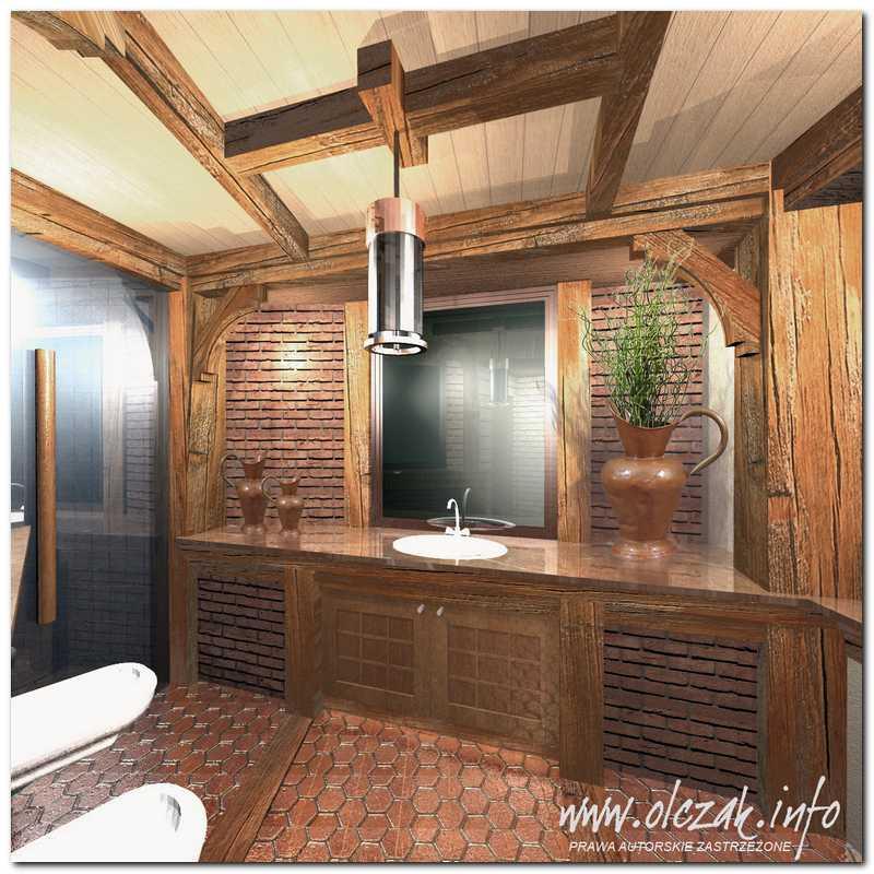 architekt maciej olczak dom stylizowany